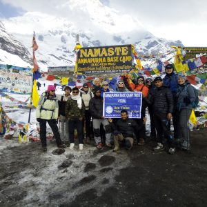 Annapurna Base Camp-Ace vision Nepal