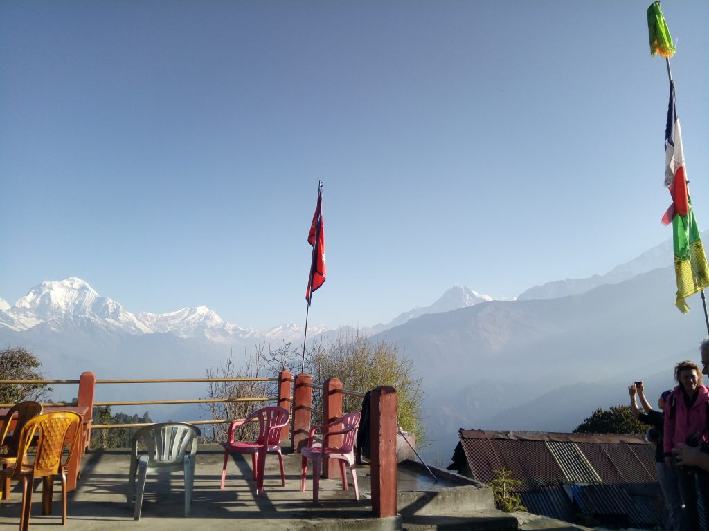 Ghorapani poon hill trek-ace vision Nepal