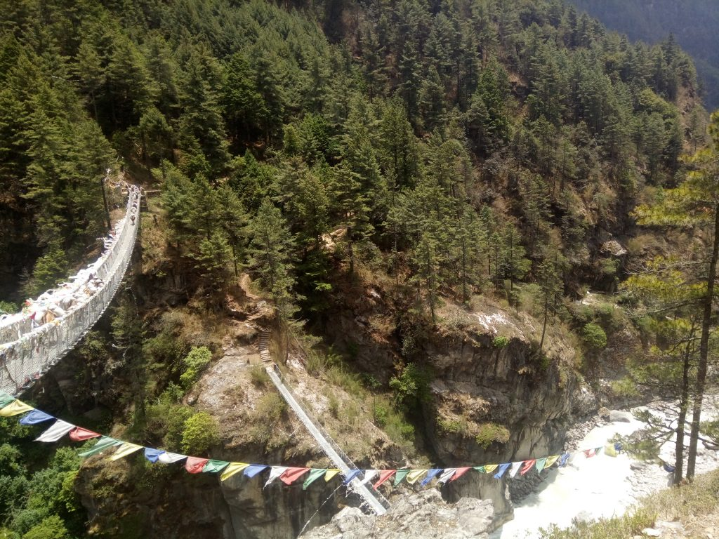 Everest trekking in Nepal-Ace vision Nepal