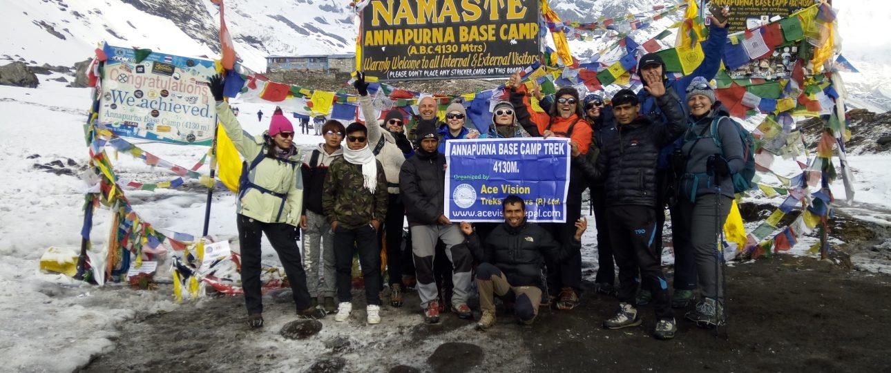 Annapurna Trekking in Nepal-Ace vision Nepal