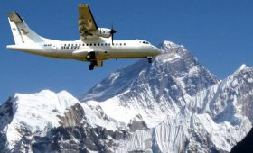Amazing Mountain Flight,Ace vision Nepal