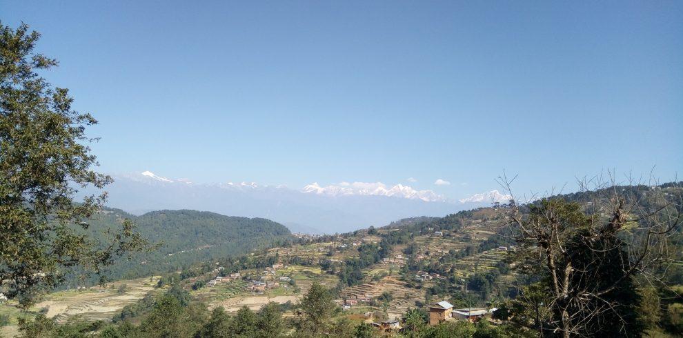 nagarkot hike,Ace vision Nepal