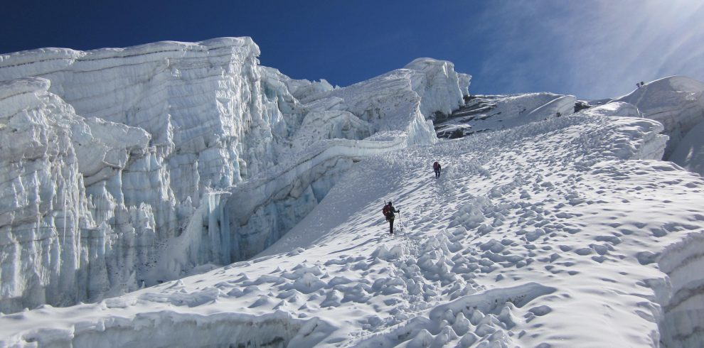 mera peak,ace vision Nepal