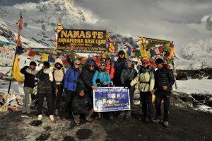 Trekking in Nepal-Ace vision Nepal